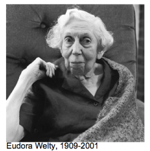 eudora welty essay The paper gives a biography of the writer eudora welty and discusses two of her works eudora welty's writing style and us of theme and setting aided her in.